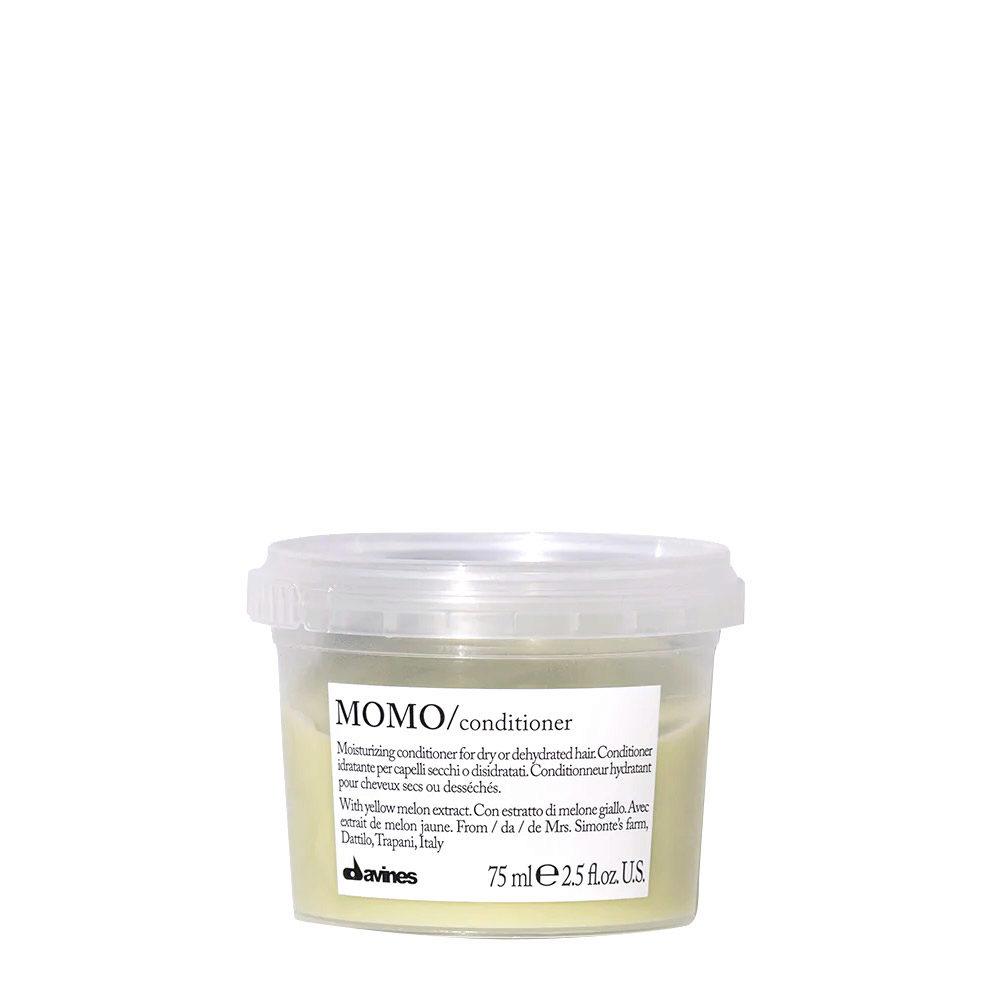 Davines Essential hair care Momo Conditioner 75ml - Acondicionador hidratante
