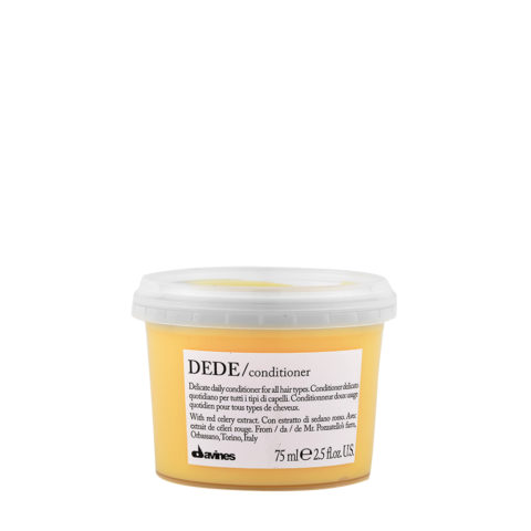 Davines Essential hair care Dede Conditioner 75ml - Acondicionador diario