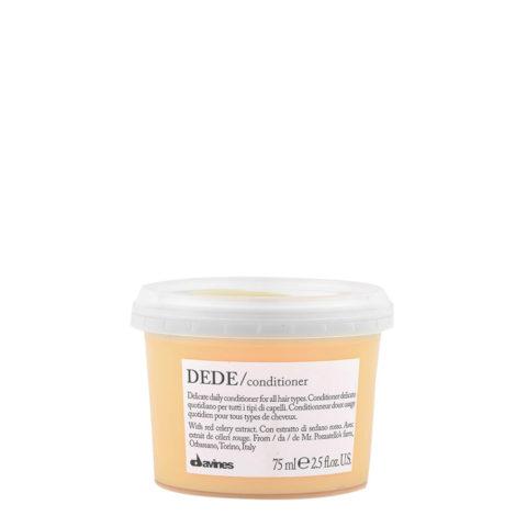 Davines Essential hair care Dede Conditioner 75ml - Acondicionador diario