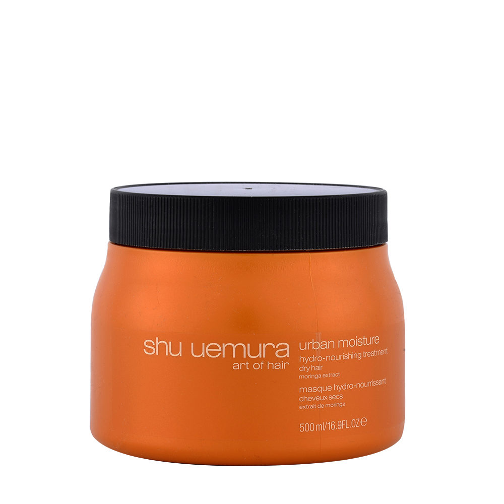 Shu Uemura Urban Moisture Hydro-nourishing Treatment 500ml - Mascarilla