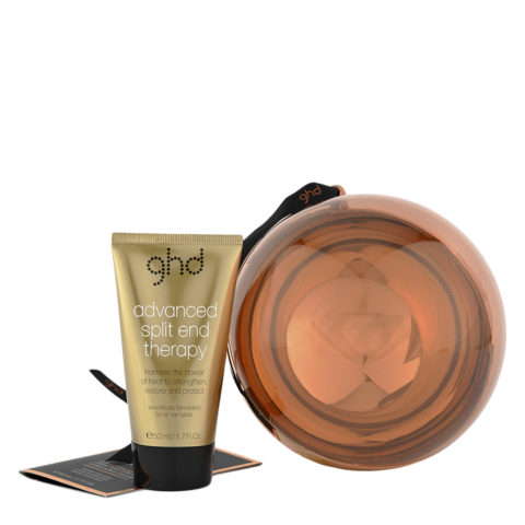 GHD Advanced Split end Therapy copper luxe collection Bauble 50ml