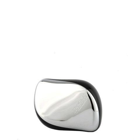 Tangle Teezer Compact Styler Silver Luxe - cepillo para desenredar
