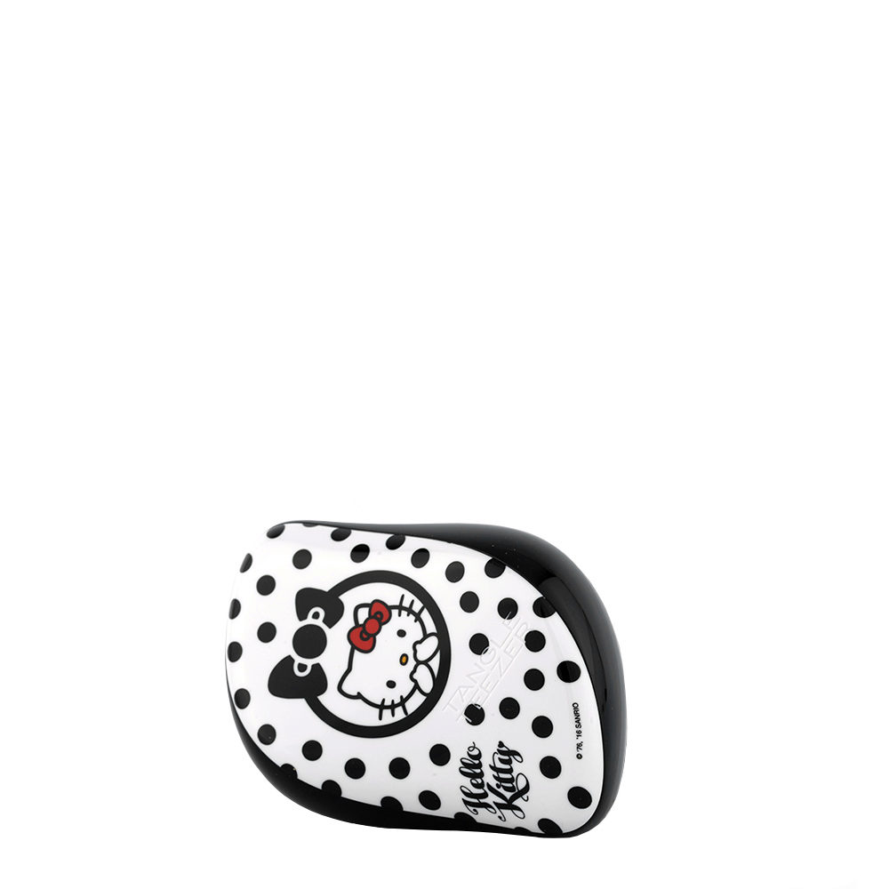 Tangle Teezer Compact Styler Hello Kitty Bianca - cepillo para desenredar