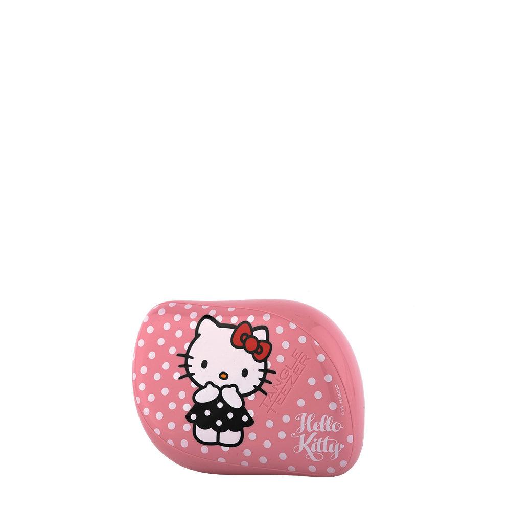 Tangle Teezer Compact Styler Hello Kitty Rosa - cepillo para desenredar