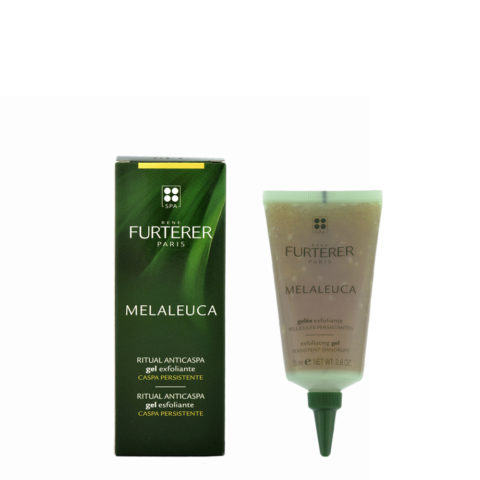René Furterer Melaleuca Exfoliating Gel 75ml - gel exfoliante anticaspa