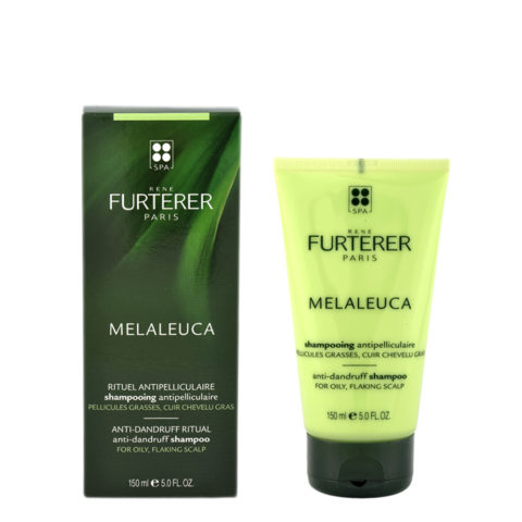 René Furterer Malaleuca Antidandruff Shampoo 150ml - champù anticaspa grasa