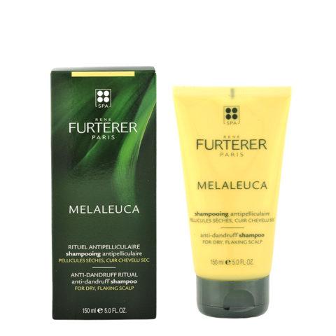 René Furterer Malaleuca Antidandruff Shampoo 150ml - champù anticaspa seca