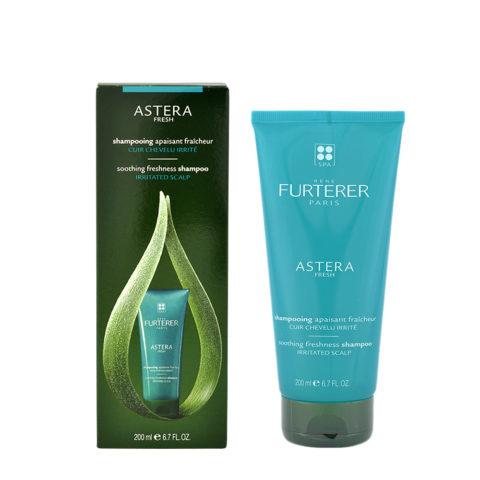 René Furterer Astera Fresh Soothing Freshness Shampoo 200ml - Champú Refrescante Calmante Para Cuero Cabelludo Irritado