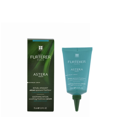 René Furterer Astera Fresh Soothing Freshness Serum 75ml - suero calmante refrescante
