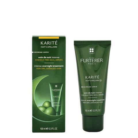 René Furterer Karité Intense Overnight Treatment 100ml - tratamiento capilar nocturno