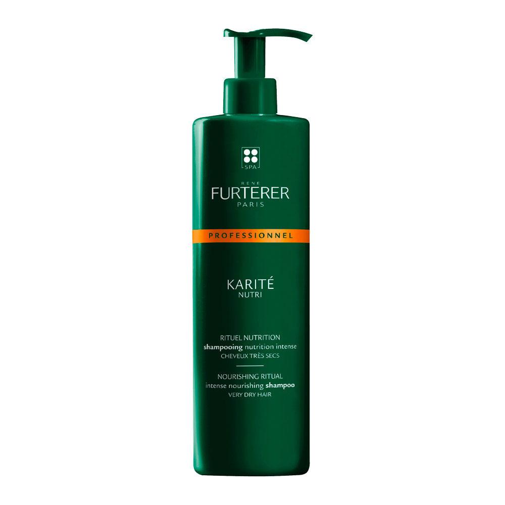 René Furterer Karité Intense Nourishing Shampoo 600ml - champú nutritivo intensivo