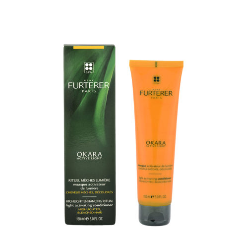 René Furterer Okara Light Activating Mask 150ml - mascarilla activadora de luminosidad