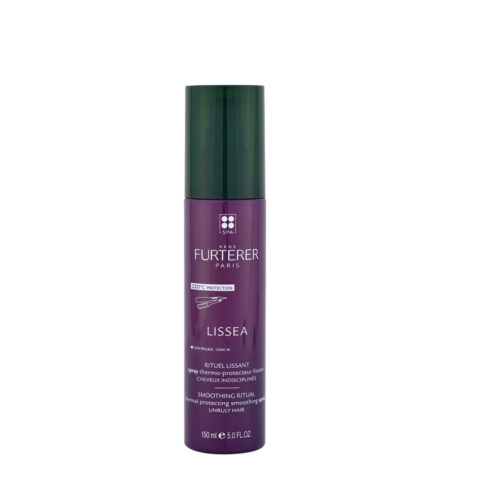René Furterer Lissea Thermal Protecting Smoothing Spray 150ml - spray termoprotector alisador