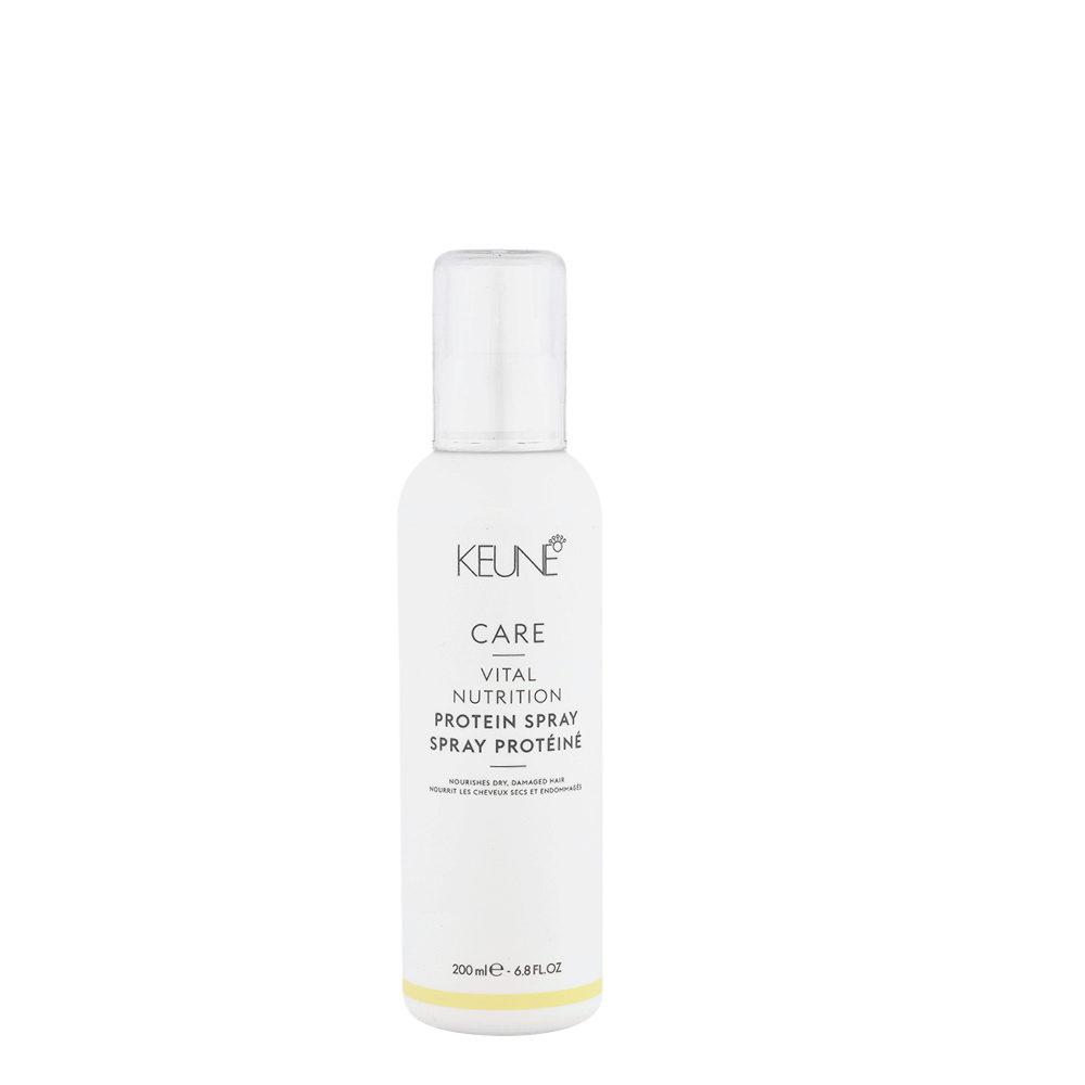 Keune Care Line Vital Nutrition Protein Spray 200ml - Spray a la proteínas