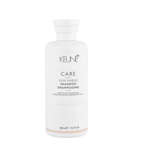 Keune Care Line Sun Shield Shampoo 300ml - champú para cabello expuesto al sol
