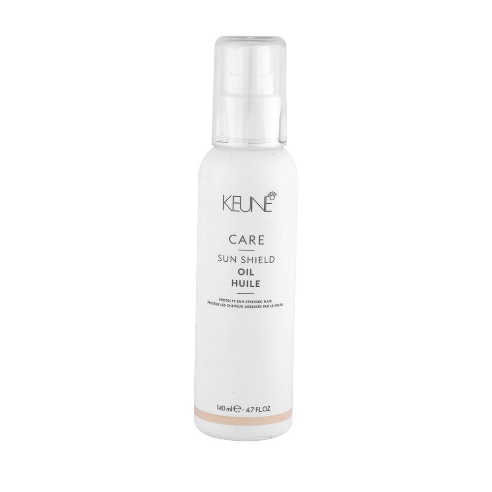 Keune Care Line Sun Shield Oil 140ml - Aceite Protector Para Cabello Expuesto al Sol