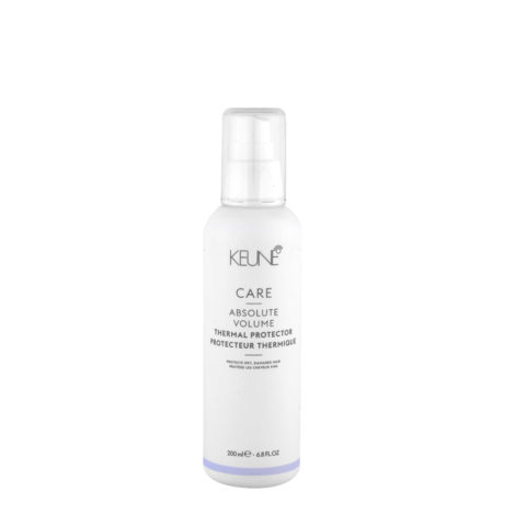 Keune Care Line Absolute Volume Thermal Protectant 200ml - spray protección térmica