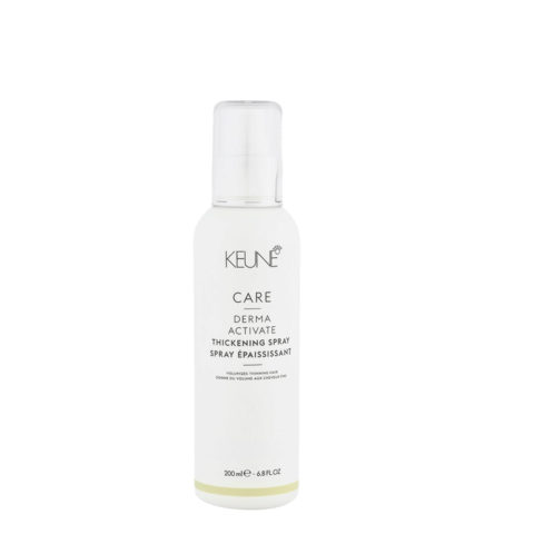 Keune Care Line Derma Activate Thickening Spray 200ml - Spray densificador