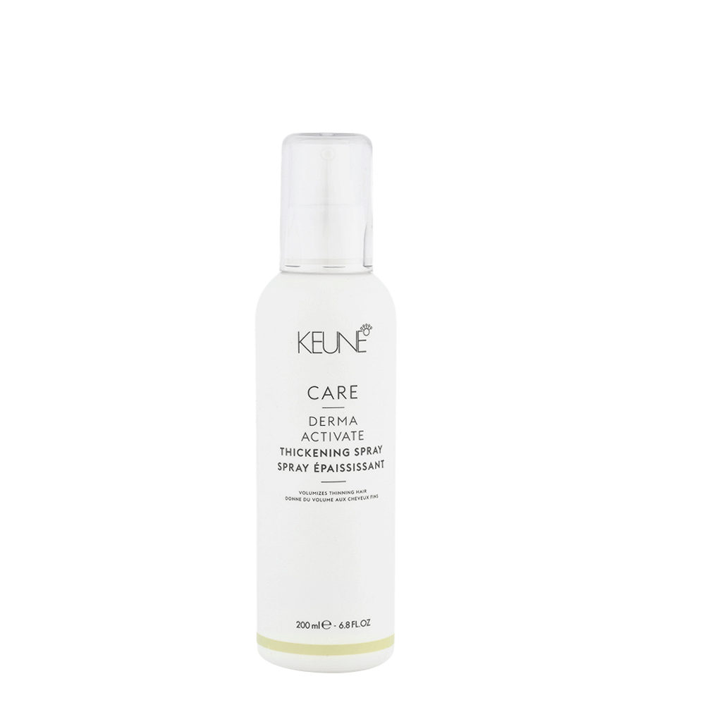 Keune Care Line Derma Activate Thickening Spray 200ml - Spray densificador