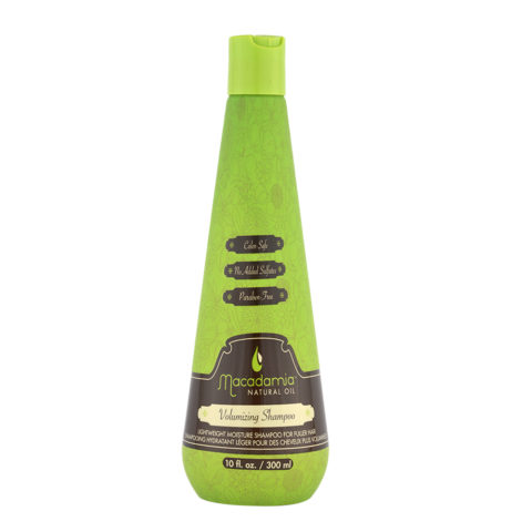 Macadamia Volumizing Shampoo 300ml - champù volumizador