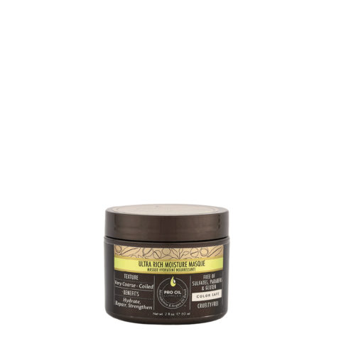 Macadamia Ultra-rich moisture Masque 60ml