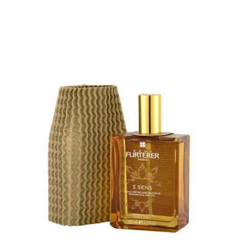 René Furterer Oil 5 Sens 100ml - aceite seco cabello y cuerpo