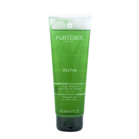 René Furterer Initia Volume & Vitality Shampoo 250ml - champú limpiador volumen