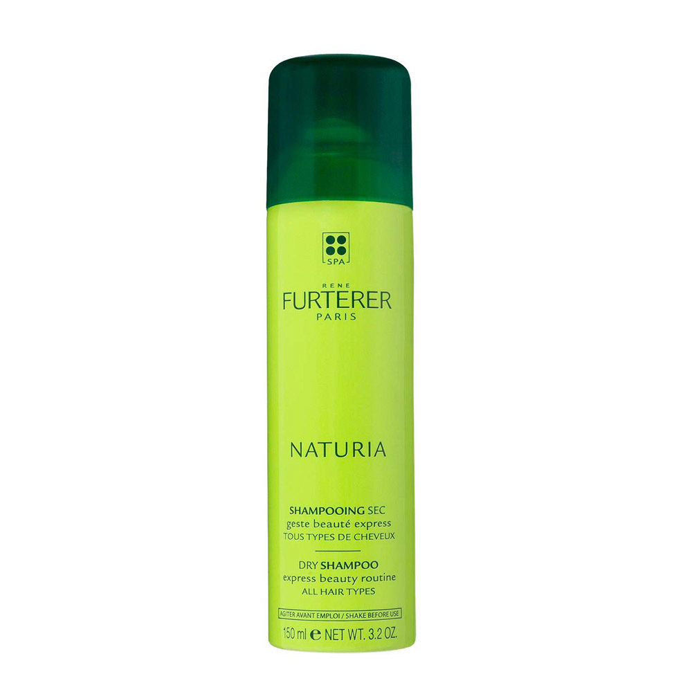 René Furterer Naturia Dry Shampoo with absorbent clay 150ml - champù en seco