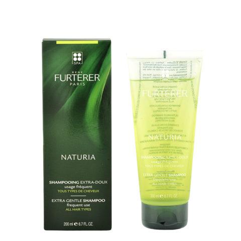 René Furterer Naturia Extra-gentle balancing shampoo 200ml - champú extrasuave