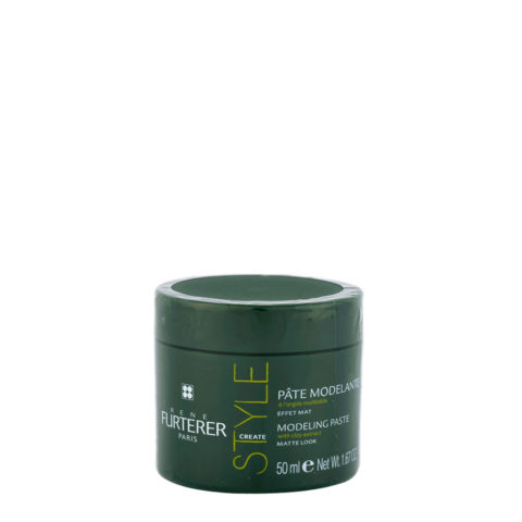 René Furterer Styling Modeling paste Matte look 50ml - crema modeladora