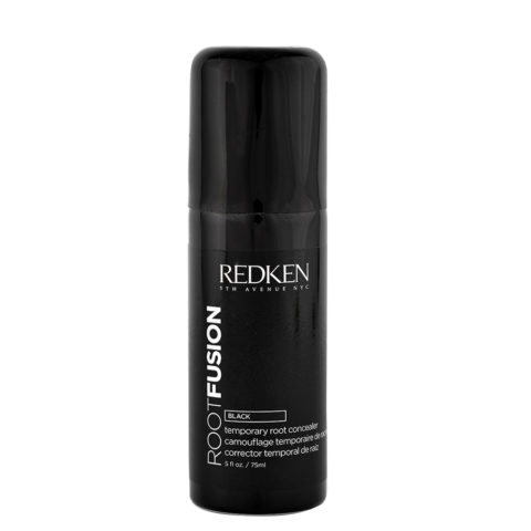 Redken Root Fusion Black 75ml - Negro