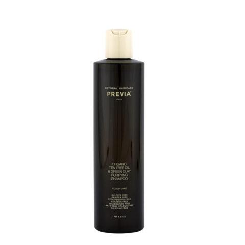 Previa Extra>Life Tea Tree Oil & Green Clay Purifying Shampoo 300ml