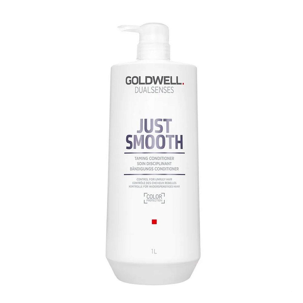 Goldwell Dualsenses Just Smooth Acondicionador Anti-Frizz 1000ml -