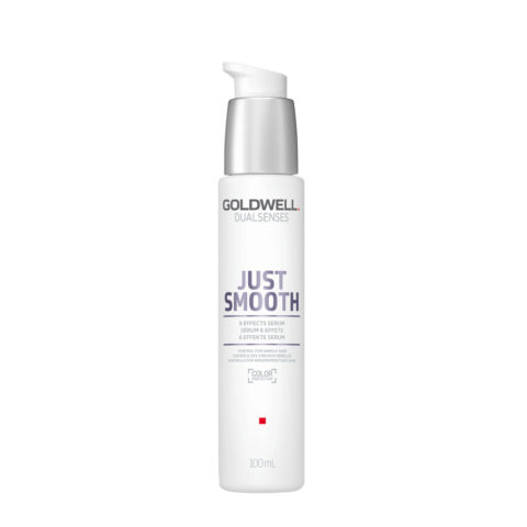 Goldwell Dualsenses Just Smooth 6 Effects Serum 100ml - Suero Intensivo Anti-Frizz