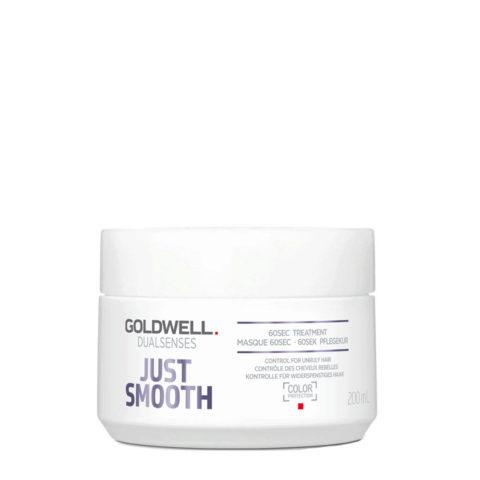 Goldwell Dualsenses Just Smooth Tratamiento 60 seg. 200ml