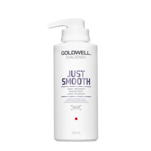 Goldwell Dualsenses Just Smooth Tratamiento 60 seg. 500ml - Masque Disciplinant
