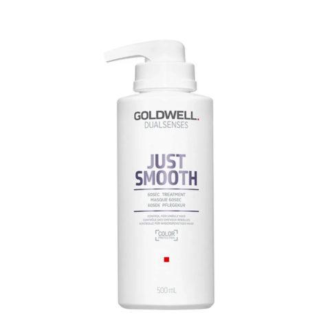 Goldwell Dualsenses Just Smooth Tratamiento 60 seg. 500ml