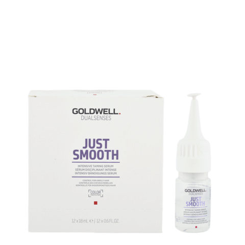 Goldwell Dualsenses Just Smooth Suero Intensivo Anti-Frizz 12x18ml
