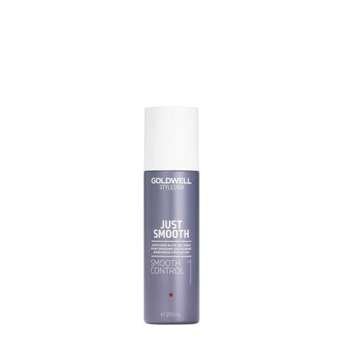 Goldwell Stylesign Just Smooth Control 200ml - Spray de peinado alisador