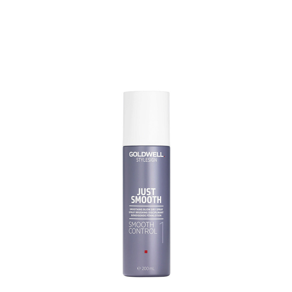Goldwell Stylesign Just Smooth Control 200ml - Spray de peinado alisador