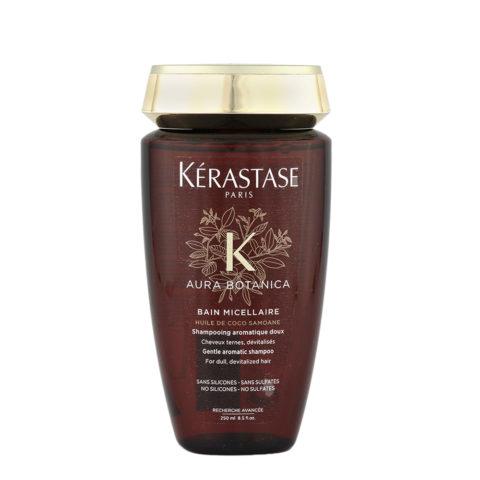 Kerastase Aura Botanica Bain Micellaire 250ml - Baño suave aromatico para cabello opaco y apagado