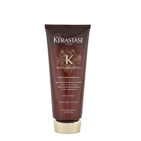 Kerastase Aura Botanica Soin Fondamental 200ml - Acondicionador para cabello opaco y apagado
