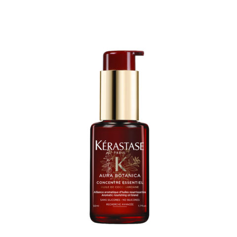 Kerastase Aura Botanica Concentre Essentiel 50ml - Serum concentrado cabello seco