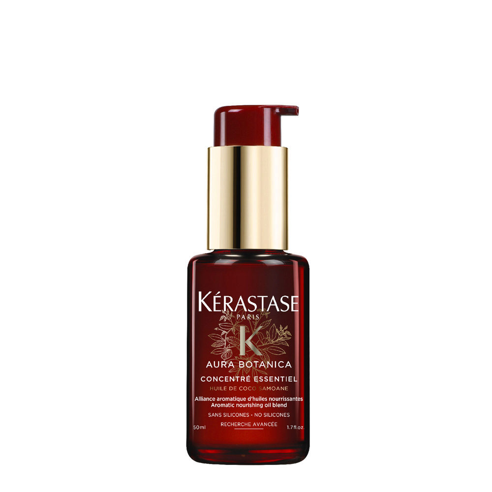 Kerastase Aura Botanica Concentre Essentiel 50ml - Serum concentrado cabello seco