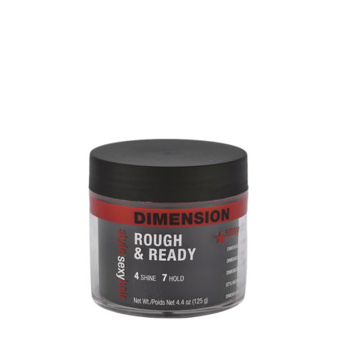 Style Sexy hair Rough & Ready 125gr