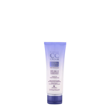 Alterna Caviar Styling CC cream 10 in 1 Extra Hold 74ml - fijación extra