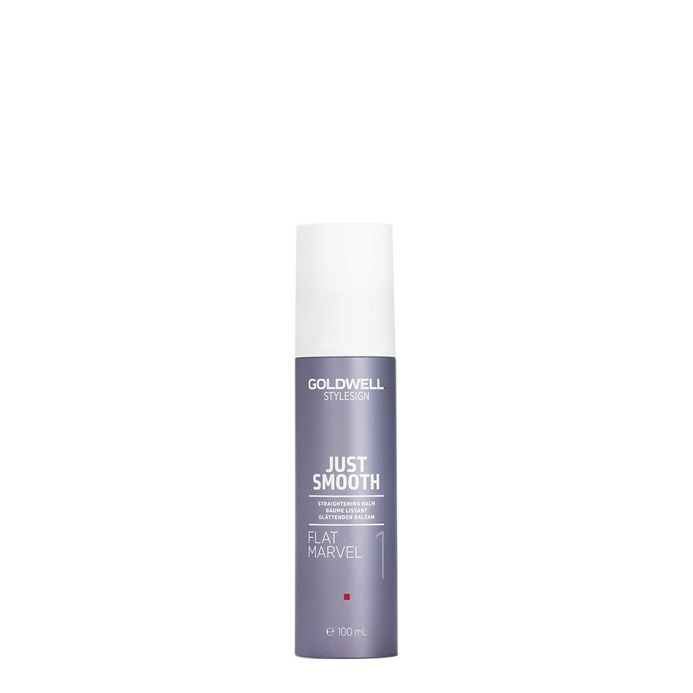 Goldwell Stylesign Just Smooth Flat marvel 100ml - Bálsamo alisador