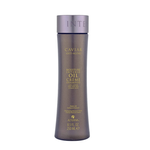 Alterna Caviar Moisture Intense Oil Creme Champú 250ml - cabello seco y grueso