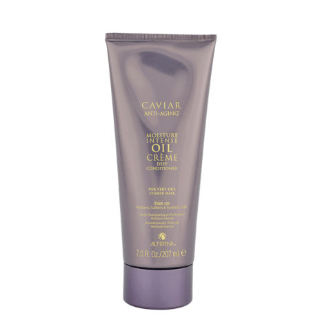 Alterna Caviar Moisture Intense Oil Creme Deep Conditioner 207ml - acondicionador cabello seco y grueso