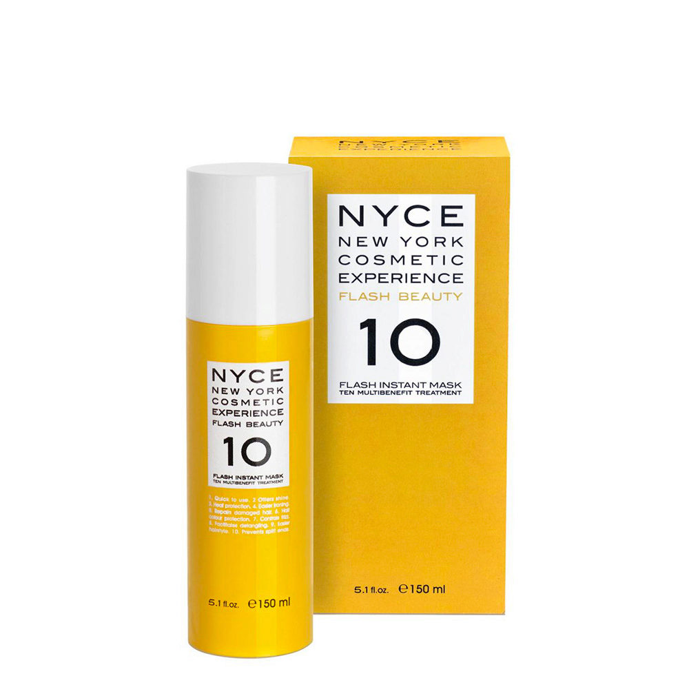 Nyce Flash Beauty Instant Mask 150ml - mascarilla espray cabello seco
